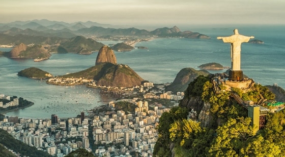 Rio de Janeiro, The First Urban and Cultural Landscape World Heritage